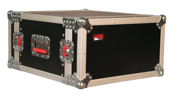 Gator 6U, Standard Audio Road Rack Case