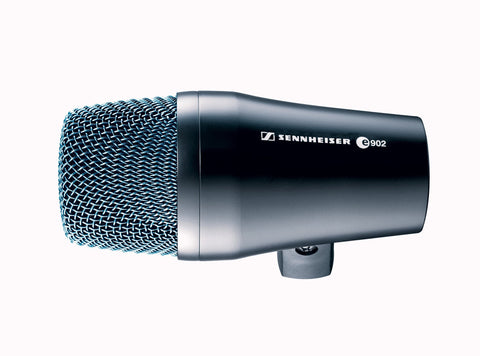 Sennheiser e902 Cardioid Dynamic Mic for Kick Drum (Refurb)