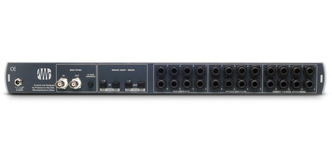 PreSonus DigiMax FS 8-Channel Mic Preamp w/ Digital Output