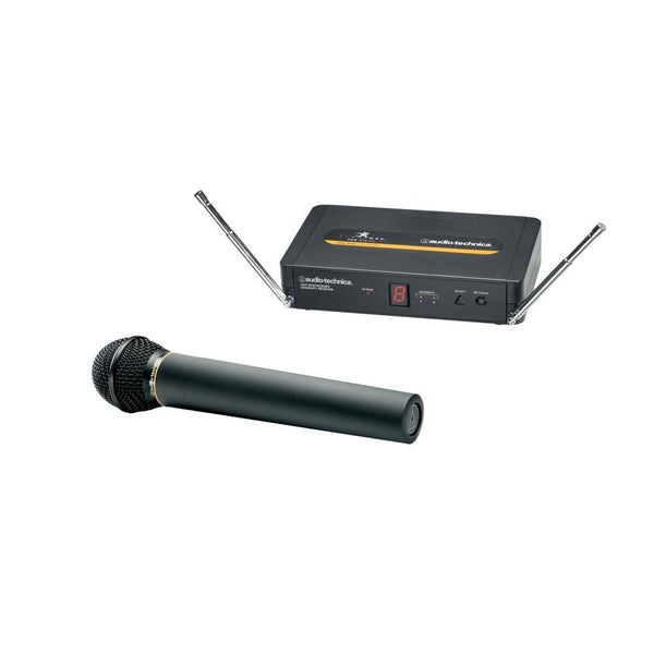 Audio-Technica ATW-702 Handheld Intelliscanning Wireless Microphone System (Refurb)