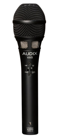 Audix VX5 Condenser Microphone, Super-Cardiod