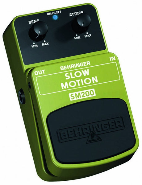 Behringer SLOW MOTION SM200 Classic Attack Effects Pedal