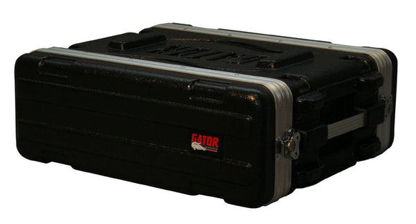 Gator 3U Audio Rack; Shallow