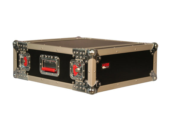 Gator 2U, Standard Audio Road Rack Case