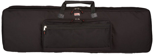 Gator 88 Note Keyboard Gig Bag; Slim Design (GKB-88 SLIM) (Refurb)