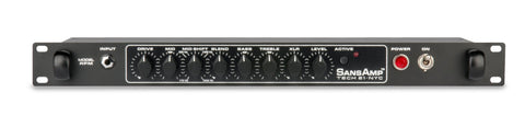 Tech 21 RPM SansAmp RPM - 1U Rackmount Instrument Preamp (Refurb)