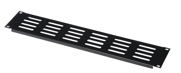 Gator 1U Flanged Vent Panel