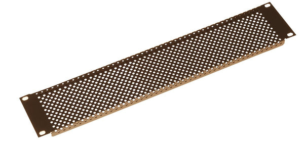 Gator 4U Perforated Flanged Panel