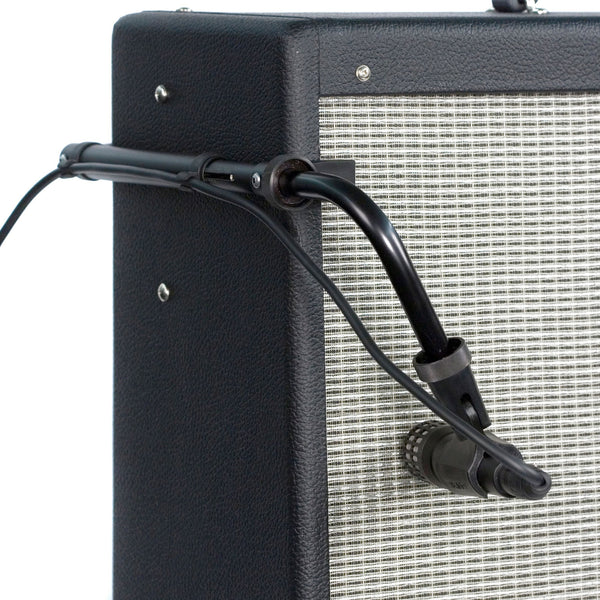 Audix Cabgrabber Compact mic clamp for guitar amps and cabinets.