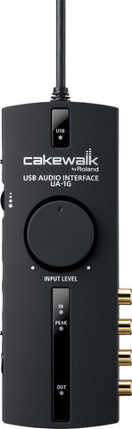 Cakewalk Roland UA-1G USB Audio Interface