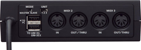 Roland UM-3G multiport USB MIDI interface