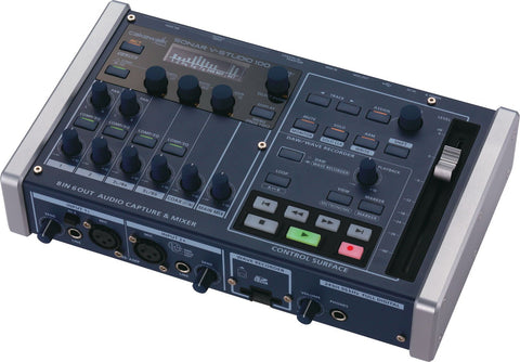 Roland V-Studio 100 Portable Music Production Studio