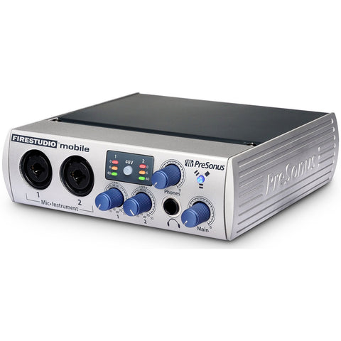 Presonus Firestudio Mobile Firewire Audio Interface (Refurb)