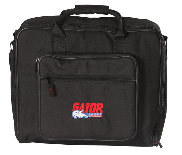 "Gator 18"" x 15"" x 6.5"" Mixer/Gear Bag"