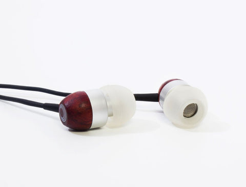 Thinksound ts01 Wooden Headphones (silver cherry)