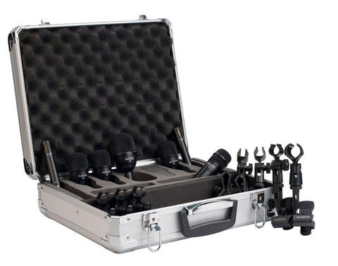 Audix FP7 7-piece Fusion Drum Mic Package (Refurb)