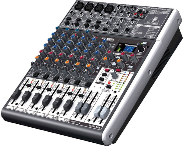 Behringer XENYX X1204USB Audio Mixer with Effects