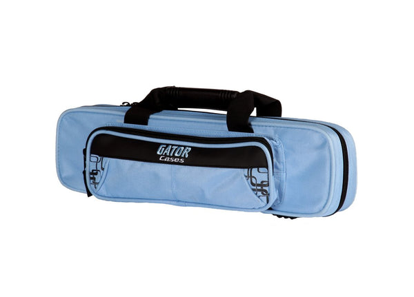 Gator Newly Designed Flute Lightweight Case - Blue