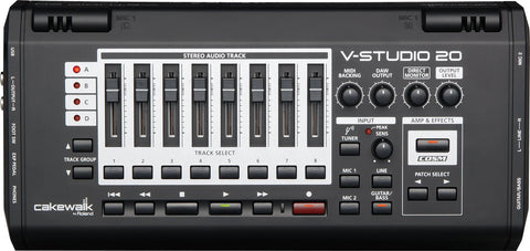 Roland V Studio 20 Audio Interface and Software