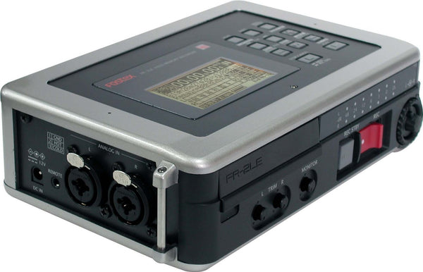 Fostex FR2LE High Definition 2-Channel Compact Flash Field Memory Recorder