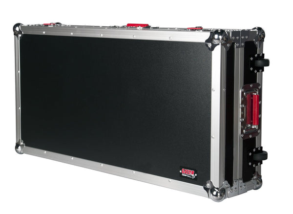 Gator 76 Note Road Case w/ wheels