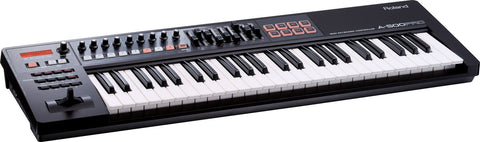 Roland A-500PRO Professional 49 Key USB/MIDI Keyboard Controller for Mac or PC
