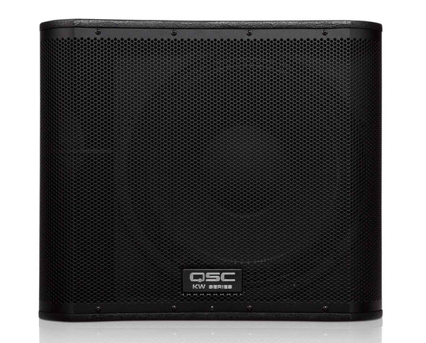 "QSC KW181 Powered Sub Woofer 18"" 1000w"