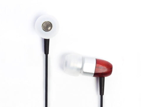 Thinksound ts02 Wooden Headphones (silver cherry)