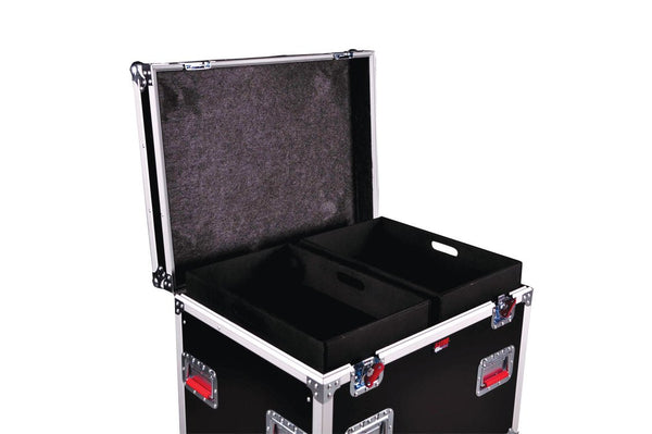 "Gator Truck Pack Trunk; 45""x30""x30""; 12mm; w/ dividers"