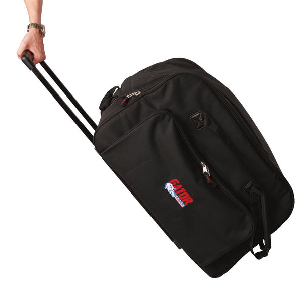Gator GPA-712LG Rolling Speaker Bag (Refurb)