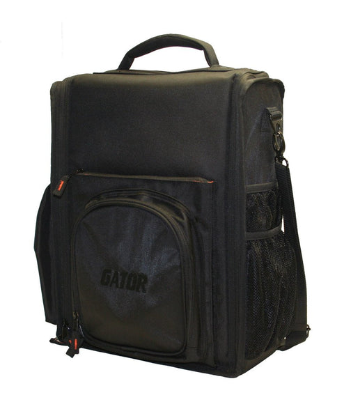 "Gator G-CLUB CDMX-12 G-CLUB bag design for the transport of small cd players and 12"" mixers. Fits PIONEER CDJ 2000, NUMARK NDX 800, STANTON C324-NA, Allen & Heath - Xone:42, DENON DN-X1100"
