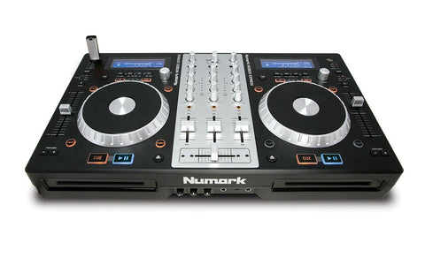 Numark MixDeck Express Premium DJ Controller with CD and USB Playback (Refurb)