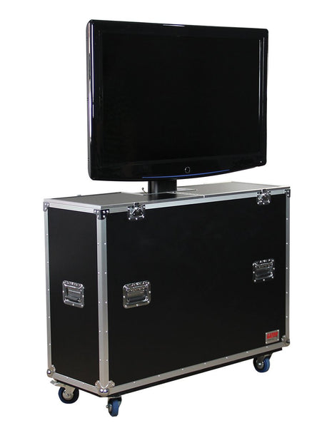 "Gator 55"" LCD/Plasma Electric Lift Road Case"