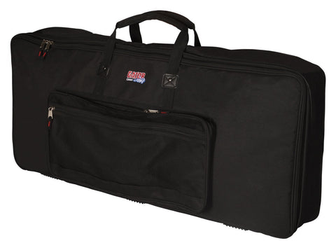 Gator 88 Note Keyboard Gig Bag; Slim Extra Long Design (Refurb)