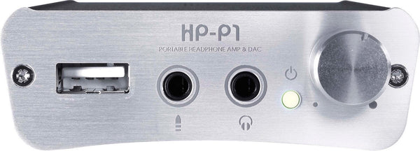 Fostex HP-P1 Headphone Amplifier (Refurb)