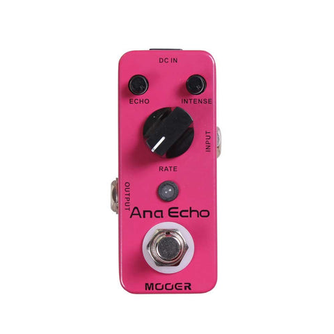 Mooer Analog Delay Pedal