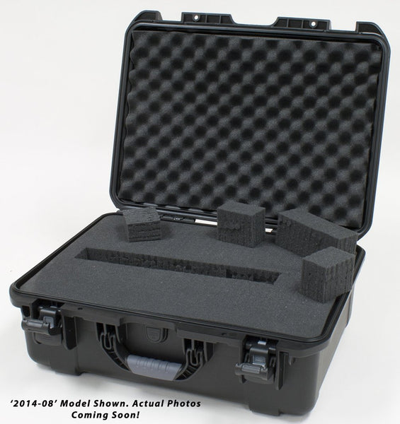 "Gator GU-2011-07-WPDF Waterproof case w/ diced foam; 20.5""x11.3""x7.5"""