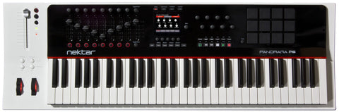 Nektar Panorama P6 61 note Advanced USB MIDI controller Keyboard