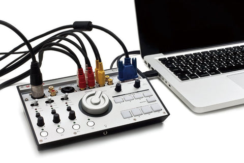 Vestax PBS-4 Web Broadcasting Video and Audio Mixer