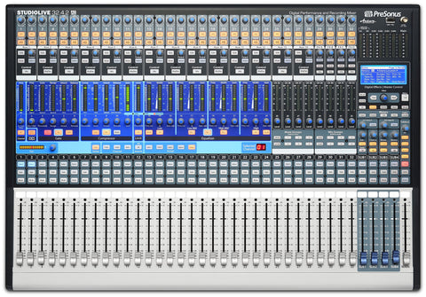 PreSonus StudioLive 32.4.2 AI 32 Channel Digital Mixer with Active Integration