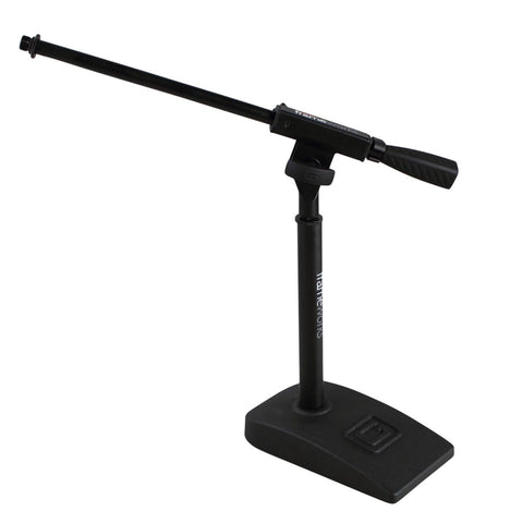 Gator GFW-MIC-0821 Frameworks bass drum and amp mic stand with single section boom Frameworks bass drum and amp mic stand with single section boom