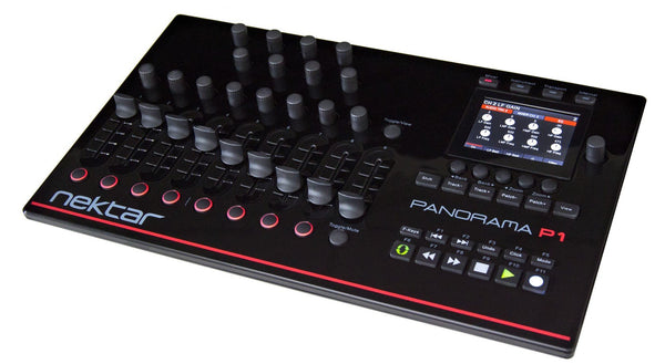 Nektar Panorama P1, Advanced Control surface (Refurb)