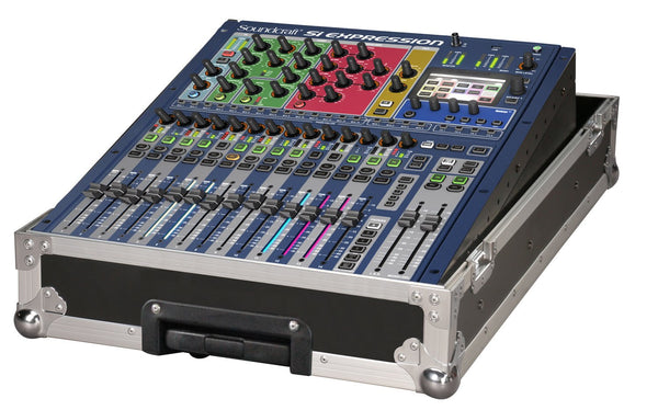 Gator G-TOUR-SIEXP-16 Road Case For 16 Channel Si-Expression Mixer