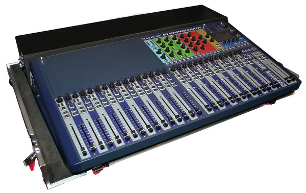 Gator G-TOUR-SIEXP-32 Road Case For 32 Channel Si-Expression Mixer