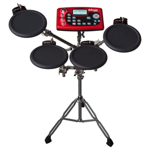 DDrum DD2XS Digital 4 Pad Sample Station