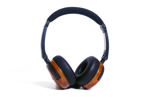 Thinksound ON1 Supra-Aural On-Ear Monitor Wooden Headphone (Natural/Black)
