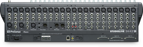 PreSonus StudioLive 24.4.2 AI 24 Channel Digital Mixer with Active Integration