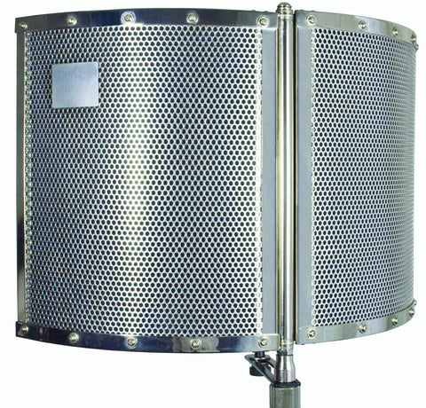 CAD AS22 Acousti-shield 22 - Stand Mounted Acoustic Enclosure- Portable/Folding