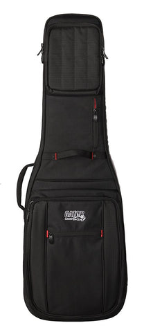 Gator G-PG ELECTRIC Progo series electric guitar bag with micro fleece interior and removable backpacks straps