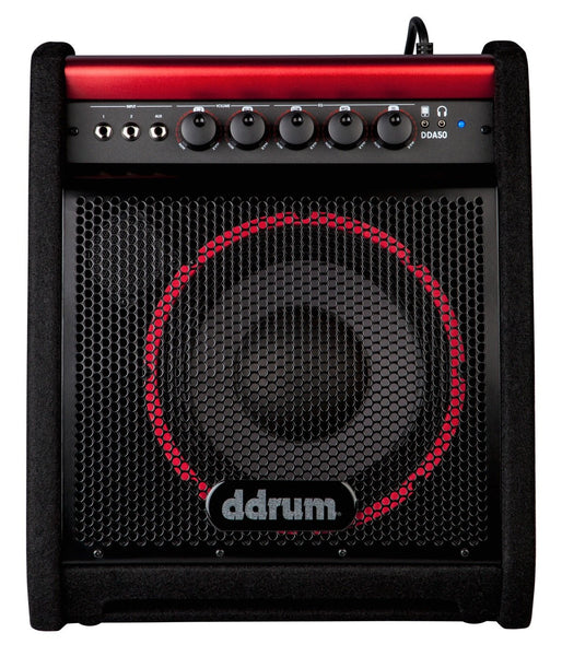 Ddrum DDA50 50 watt electronic percussion amp (Refurb)